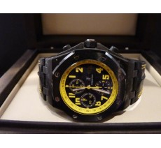 Audemars Piguet Royal Oak Offshore Carbon Bumble Bee