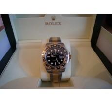 Rolex GMT Gold/Stahl