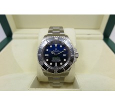 Rolex Sea-Dweller Deepsea Blue