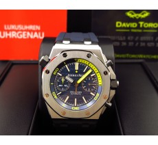 AUDEMARS PIGUET DIVER CHRONO BLUE